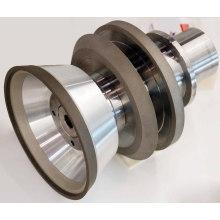 Rodas de diamante, rodas CDX e rodas CBN para retificação de perfil