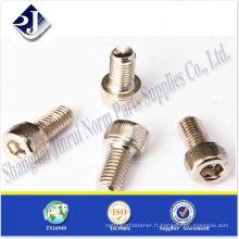 Vis à six pans creux DIN912 / SS TS16949 ISO9001