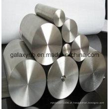 Barra de titânio ASTM B348 Gr12 industriais