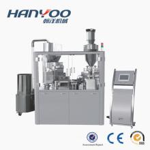 Njp-400 800 1200 2000 3500 poudre de haute précision / granule / granule machine automatique de emballeur de capsule de remplisseur de capsule