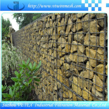 Wear-Resisting Hexagonal Gabion Wire Mesh