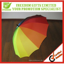 Beliebtester Bestseller Rainbow Regenschirm