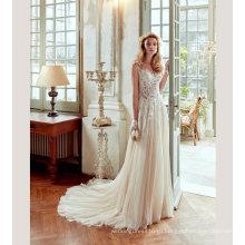 Кружева Тюль Линии Свадебное Свадебное Платье