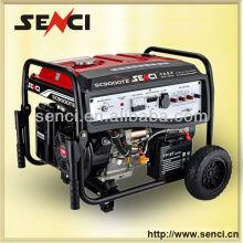 Heißer Verkauf 50 / 60Hz Hersteller Benzin-Generator-Energie