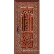 Single-Leaf Steel Door (WX-S-183)