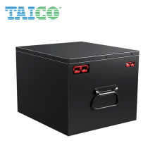 TAICO Rechargeable Deep cycle lithium ion batteries lifepo4 36v 100ah battery pack for marine golf cart