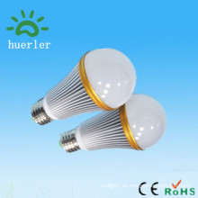 Alibaba china supplier nuevo producto cfl led light bulb 7w e27