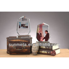 Sublimation Crystal Fotorahmen für Hochzeitsgeschenk