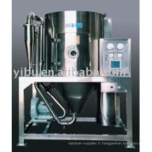 Séchoir centrifuge haute vitesse utilisé dans du lait gras en poudre