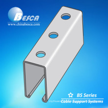 Slotted Stainless Steel 316L Strut Channel