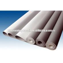 Membrane étanche en PVC pour la construction