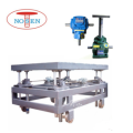 Adjustable 3pcs screw jack lift for platforms