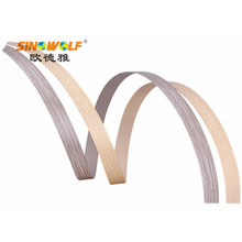 0.35-3.0mm Matt Surface PVC edge banding