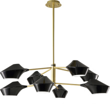 Post Modern Luxury Decoration lighting Metal Chandelier Pendant lights For Home Decor
