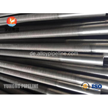 Low Fin Tube ASME SB111 C44300