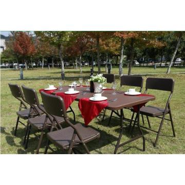 Дешевые Открытый Ротанг Подержанный Matal Conference Wedding Wholesale Складные стулья