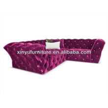 Italy style sectional hotel sofa A80894