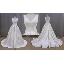 Enagua de los vestidos de novia por encargo