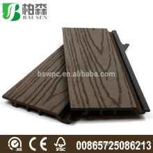 Outdoor Wood Plastic Wall Panel/ WPC Wall Cladding/Exterior Wall Covering