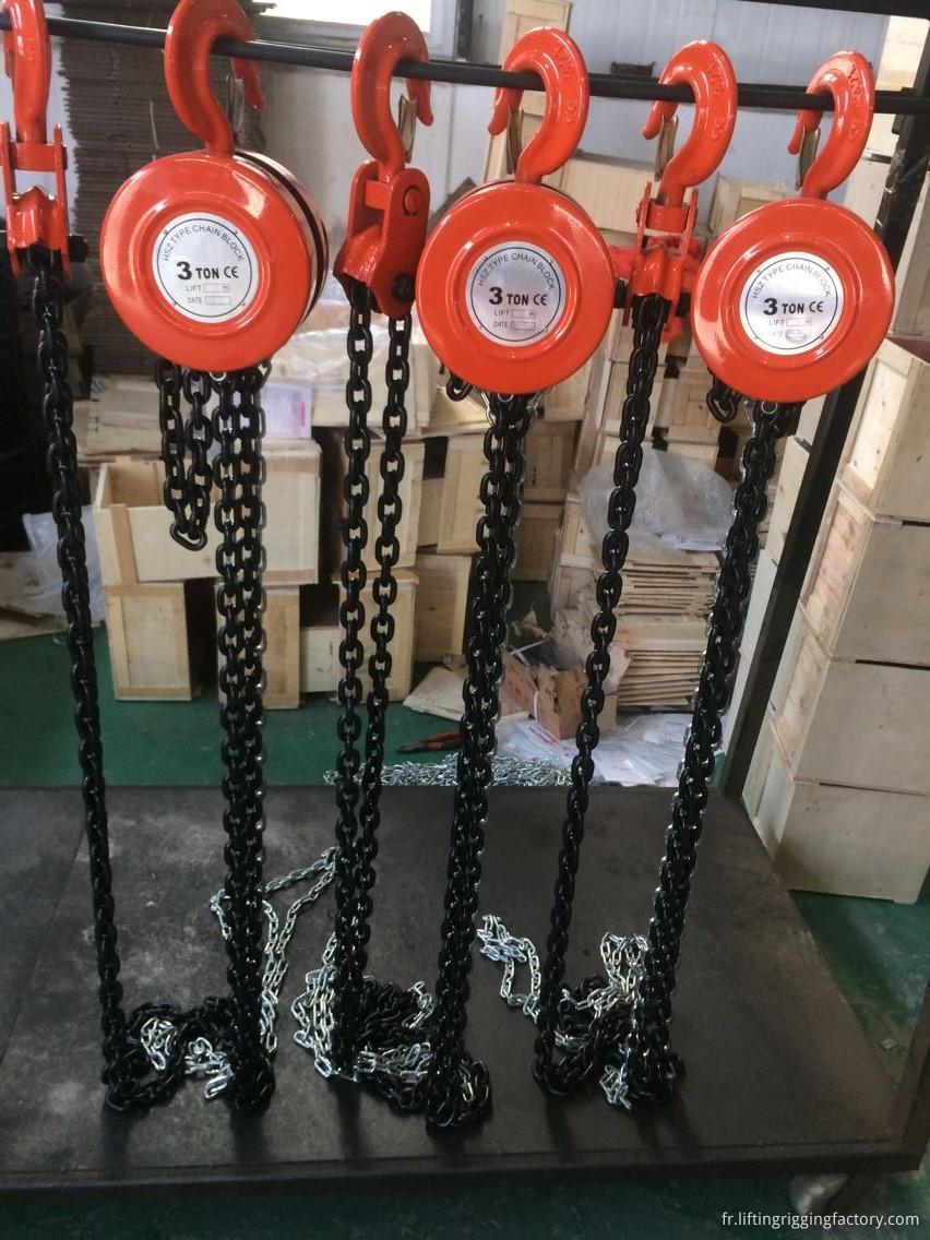 chain pulley hoist