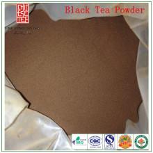 Polvo de té negro instantáneo 100% natural con buena calidad