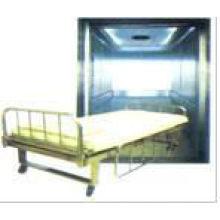 1600kg Buen ascensor de cama con sala de máquinas