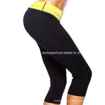 Pantalons chauffants en néoprène à chaud Shapers à haute qualité (SNNP01)
