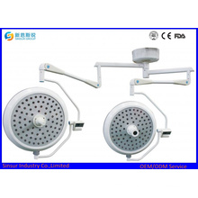 LED Double Head Ceiling Cold Hospital Surgical Operating Room Lamp