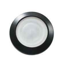 Genuino marino LED 12V Luz cálida 89 mm Negro RV Cravan Barco Luz de techo interior de techo