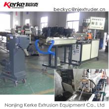 40-1 LD PLC color masterbatch lab granulating extrusion machine