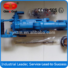 Y24 Y26 pneumatic rock drill air leg rock drill machine