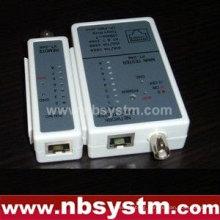 Cable Tester for UTP STP RJ45, BNC