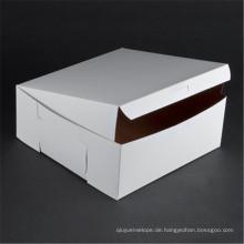 Benutzerdefinierte Pizza Box Papierverpackungen Box Drucken