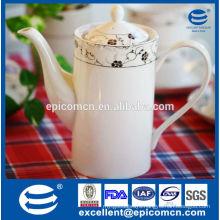 new bone china tea pot, ceramic tea pot