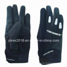 Wasserdichte winddichte Winter Outdoor Full Futter Sport Handschuhe-Jk10001
