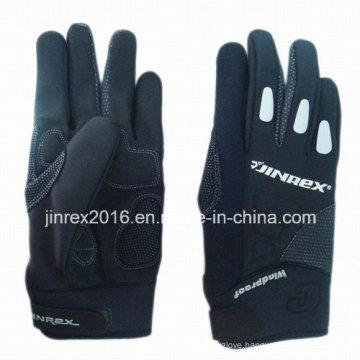 Waterproof Windproof Winter Outdoor Full Lining Sports Gloves-Jk10001