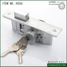 Новый тип безопасности металлический шкаф раздвижной дверной замок