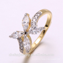 2018 ZheFan New butterfly engagement ring