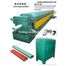 steel down pipe roll forming machine water tube roll forming machine made in china