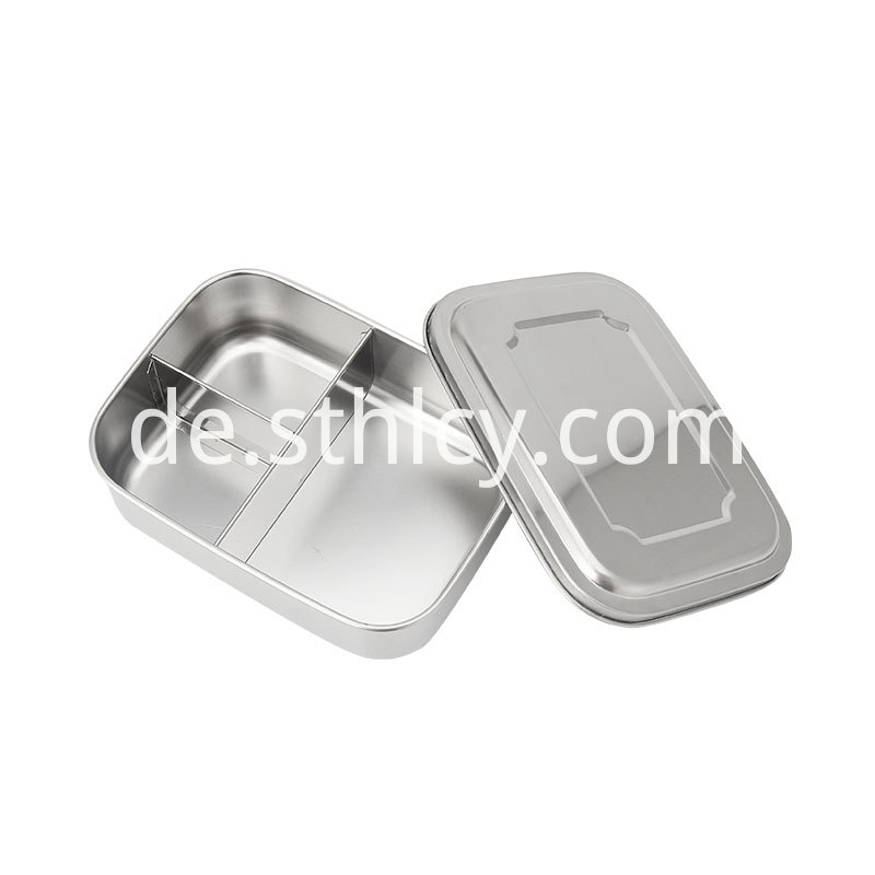 Stainless Steel Lunch Box 5