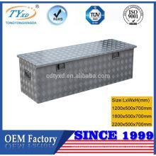high quality OEM low profile aluminium truck tool box