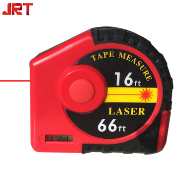 Handbediende 2-in-1 lasertape