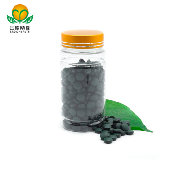 GMP Factory Supply Organic Spirulina and Militraris Cordyceps Extract Mixed Tablet