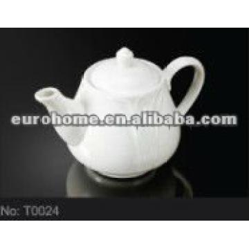 hotel & restaurant chinese porcelain tea pot (NO. T0024)