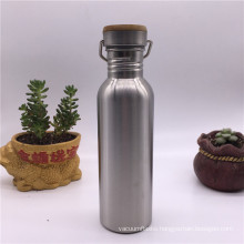 750ml S/S Water Bottle with Non-Toxic Spray-Printing and Leakproof Cover (SH-ST04)