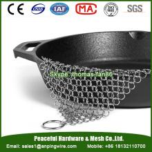 Чугунная сковорода / нержавеющая сталь