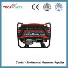 5.5kVA einphasiger kleiner beweglicher Benzingenerator