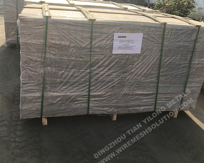 8/6/8 welded wire mesh fence panel