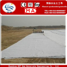 Woven Polyester Geotextiles for Highway