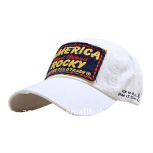 stone washed baseball cap WC201